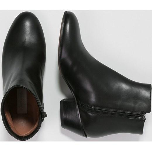 b18891db66ac ... D Archive by L Autre Chose Ankle boot black zalando czarny Botki na  zamek