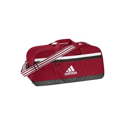 66951a35b7641 adidas Torby sportowe Tiro team Bag L spartoo czerwony męskie w Domodi
