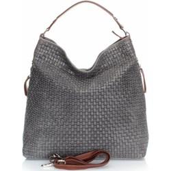 35d19841a3b32 Shopper bag Genuine Leather - torbs.pl