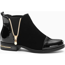 d8099f2a698b Black Friday - modne botki za małe pieniądze - Trendy w modzie w Domodi