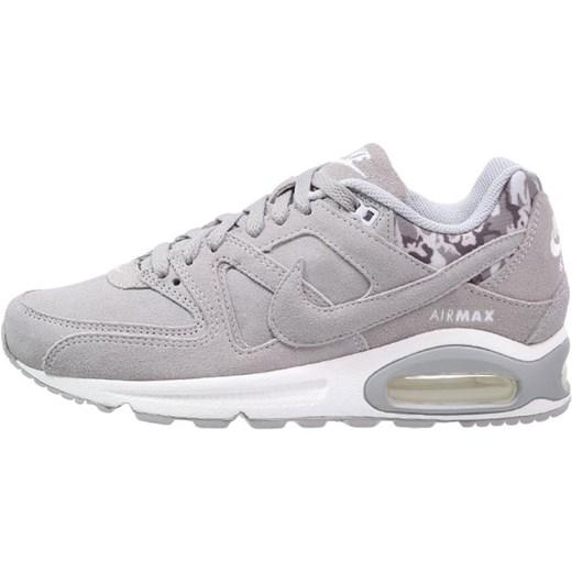 Nike Sportswear AIR MAX COMMAND PREMIUM Sneakers basse whitepure platinumarmo zalando Pelle