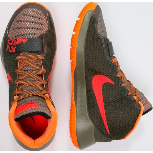 36eea370dfc ... Nike Performance KD TREY 5 III Obuwie do koszykówki medium olive bright  crimson cargo ...