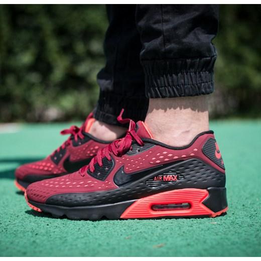 online store b89ff d75e2 BUTY MĘSKIE SNEAKERSY NIKE AIR MAX 90 ULTRA 725222 600 sneakerstudio-pl  czarny Buty do ...