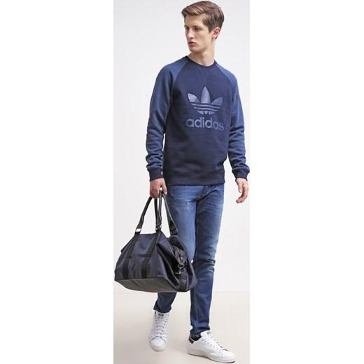 adidas Originals Bluza conavy zalando granatowy abstrakcyjne wzory