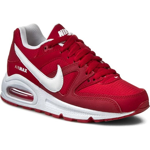 ... sale póbuty nike air max command gs 407759 616 gym red white gym b717c  b3db3 2d25e7773