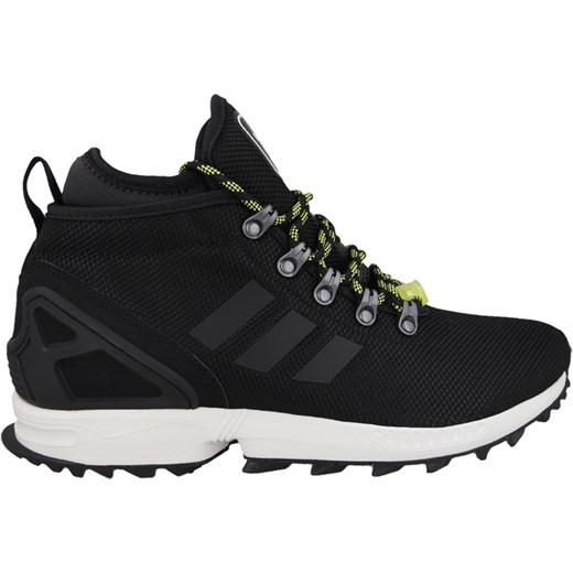 a2a9ccb6a Buty męskie sneakersy Adidas Originals ZX Flux Winter S82933  sneakerstudio-pl czarny elegancki ...