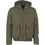 Jack & Jones JJCONORDIC  Kurtka zimowa forest night