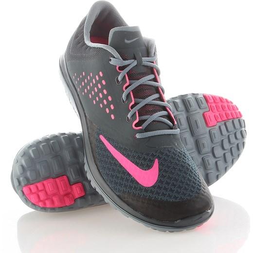 e37dcee2956d7 Nike Wmns Fs Lite Run 2 684667-005 sklep-luz-pl szary płaska ...