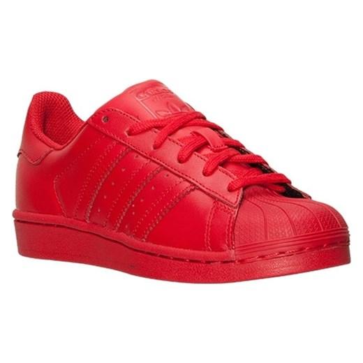 adidas supercolor czerwone