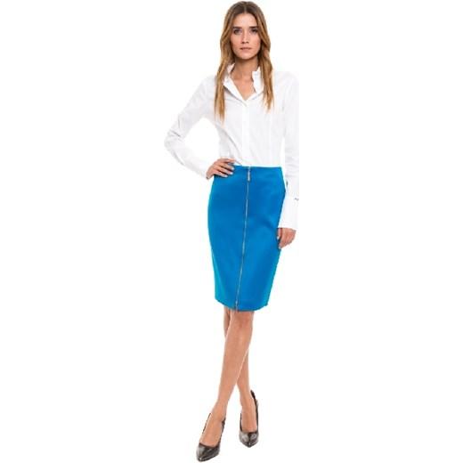 7ded506796 Spódnica simple niebieski lato w Domodi
