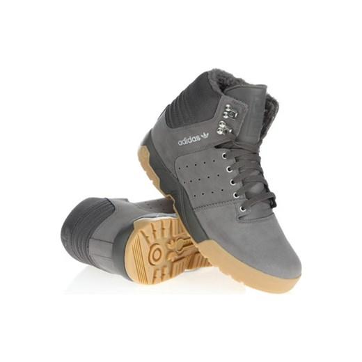 57e8402f1626d adidas Śniegowce Adidas Uptown TD G60806 adidas spartoo szary jesień