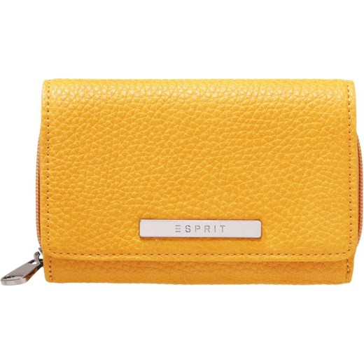 bb24fac0e44ef Esprit Portfel honey yellow zalando zolty jesień w Domodi
