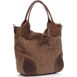 69caf32d2546a Shopper bag Genuine Leather - torbs.pl
