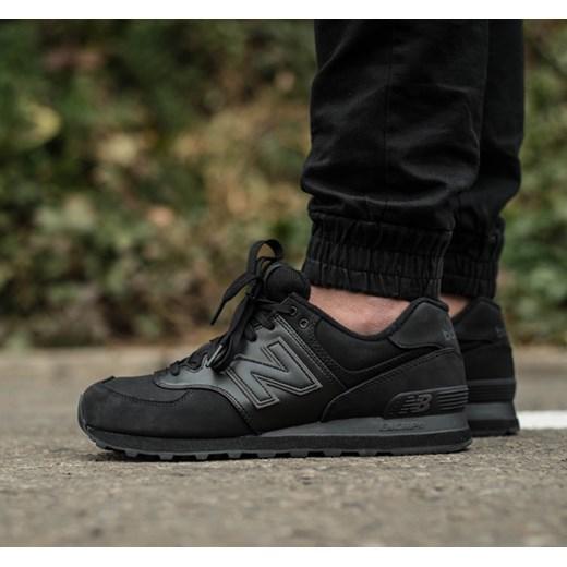 a68a05a199ae5 ... Buty męskie sneakersy New Balance ML574CHD sneakerstudio-pl zielony  młodzieżowy ...