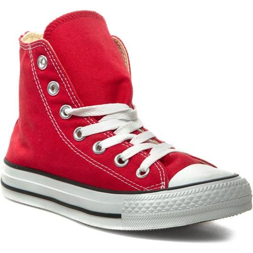 911996c6cbd32 Trampki CONVERSE - All Star Hi M9621 Red eobuwie-pl czerwony jesień ...