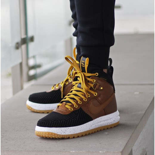 best website 5d7a7 fa634 Nike Lunar Force 1 Duckboot   Lite Britsh Tan   (805899-004 ...