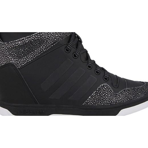 3704566d4ed68 ... Buty damskie koturny Adidas Originals Attitude Up Rita Ora S81619  sneakerstudio-pl czarny syntetyk