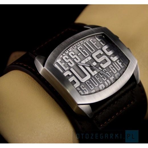 b7b72be0157ef ... Zegarek Męski GUESS W0360G2 otozegarki czarny materiałowe ...