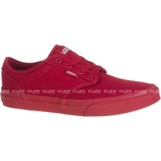 vans atwood czerwone