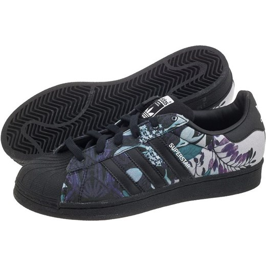 buty adidas superstar damskie czarne