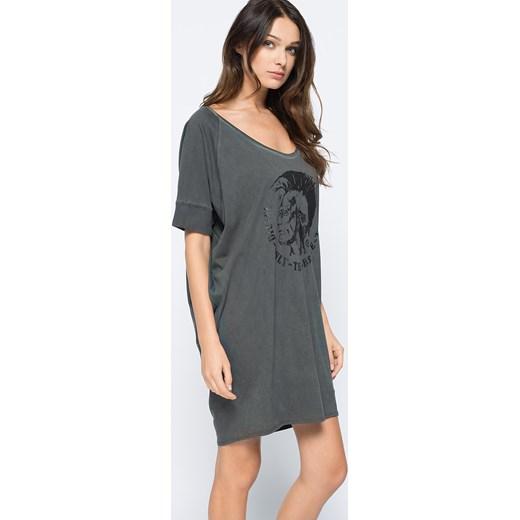 c96659f06e Sukienka - Diesel - Sukienka answear-com szary do pracy ...