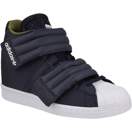 c6e06fd14211d Buty Up Adidas Superstar Damskie Koturny Sneakersy Originals Strap 2  rxqYHrSw