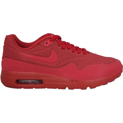 Buty męskie sneakersy Nike Air Max 1 Ultra Moire 705297 606 sneakerstudio pl rozowy do biegania