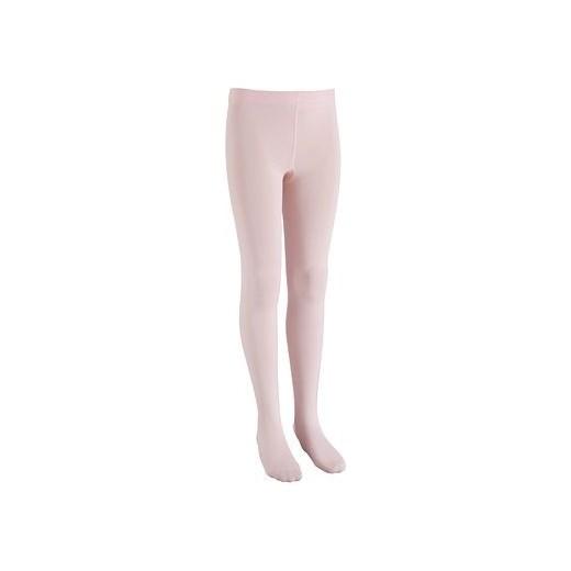 82c55d1f4cc2de Rajstopy fitness dla dzieci do baletu z wycięciem decathlon szary. Zobacz:  Domyos
