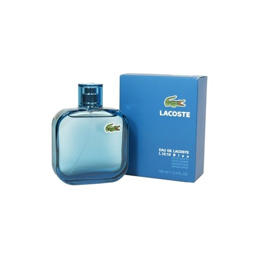 3ca20fade Lacoste Eau de Lacoste L.12.12. Bleu woda toaletowa dla mężczyzn 100 ml +