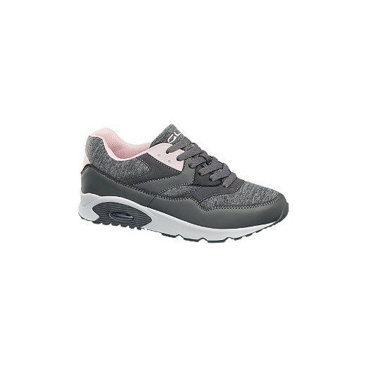 37844365605ca sportowe buty damskie deichmann szary damskie ...