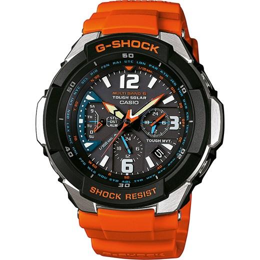7bff7fd52f6ad5 ... ZEGAREK CASIO GW-3000M-4AER G-Shock GW 3000M 4AER otozegarki  pomaranczowy damskie ...