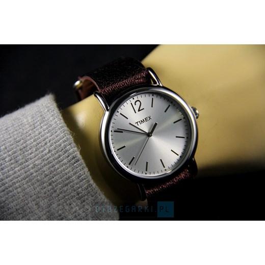 f875770c01a6 ... T2P341 - Zegarek Damski TIMEX z kolekcji Weekender T2P341 otozegarki  stojące ...