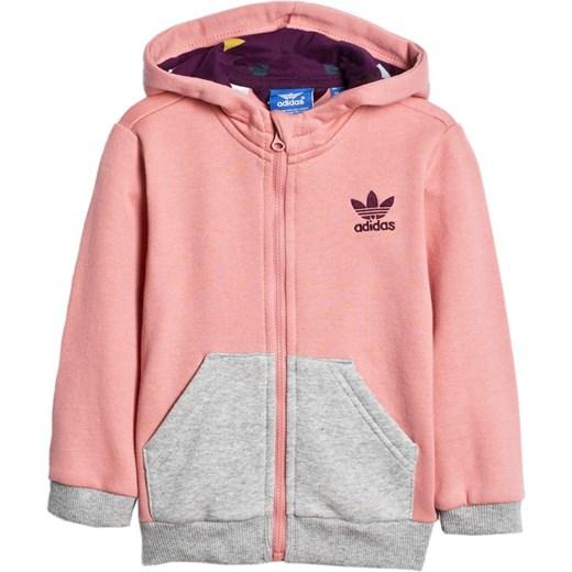9b112cd1b05ac adidas Originals - Dres dziecięcy 86-104 cm rozowy ANSWEAR.com w Domodi