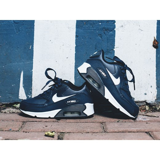 wholesale dealer d7c5d e7ce2 Buty dziecięce sneakersy Nike Air Max 90 Leather (PS) 724822 401  sneakerstudio-pl ...