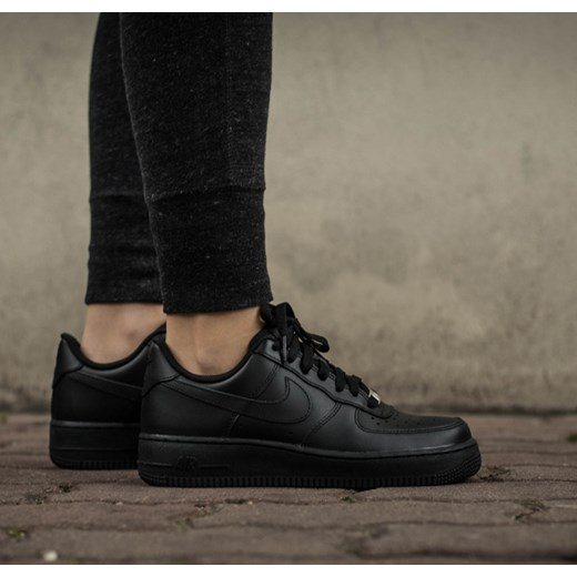 nike air force 1 niskie czarne