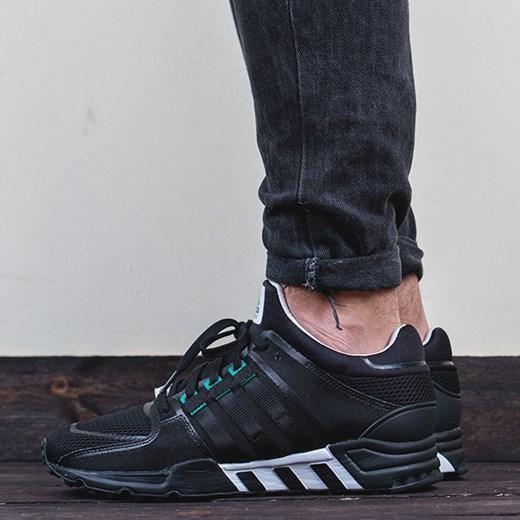 na stopach o sprawdzić Nowy Jork Buty męskie sneakersy Adidas Originals Equipment Running Support 2.0 S81484  sneakerstudio-pl czarny jesień
