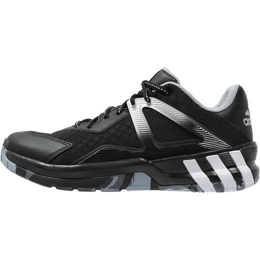 new style edd60 8007a adidas Performance CRAZYQUICK 3.5 STREET Obuwie do koszykówki core  blackwhitesilver metallic zalando ...