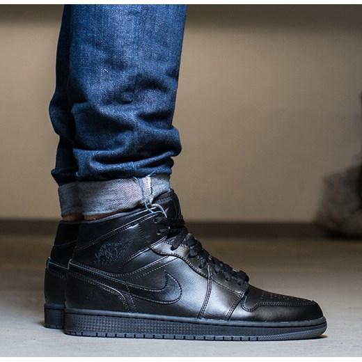 buty męskie sneakersy air jordan 1 mid