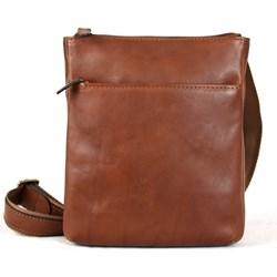 e3ef18ff7f5ec Brązowe torby męskie włoskie aktówki ze skóry