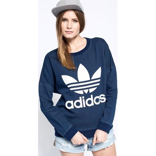 bluzy sportowe damskie adidas
