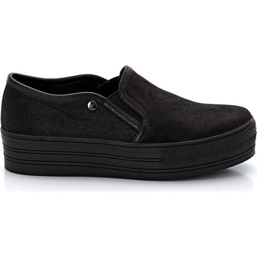 c391fec4eda37 Wsuwane buty na grubej podeszwie, Ravel la-redoute-pl czarny w Domodi