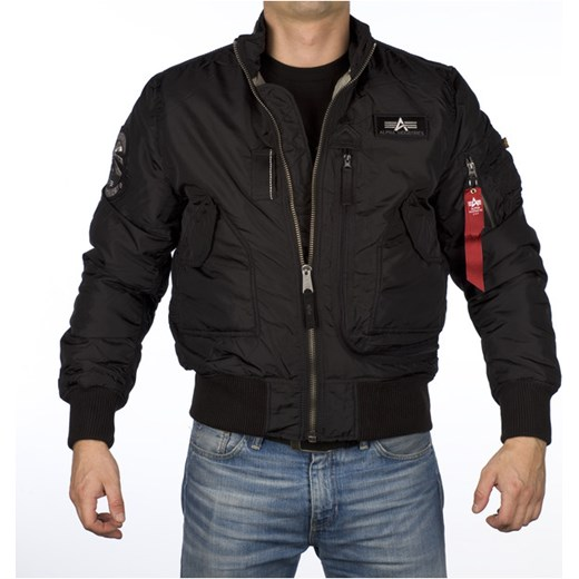 quality design d1b8b f4ea4 Kurtka Alpha Industries Engine 03 eastend czarny męskie