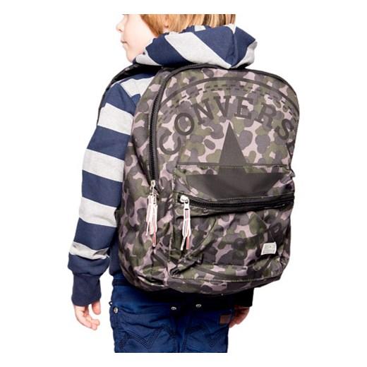 8518ea3638a79 Converse Plecak szkolny Zielony brandkids brazowy w Domodi