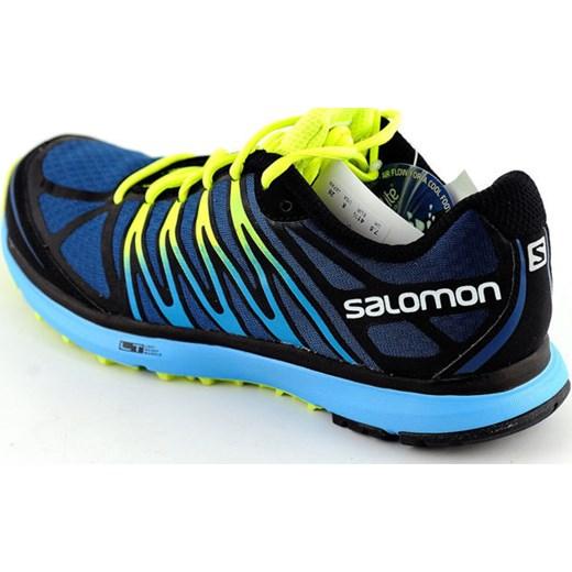 Salomon X Tour [361929] butomania czarny Buty do biegania męskie