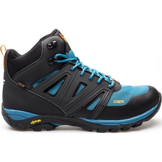 f3226f1856d74 [C4Z15-OBMT102] Buty trekkingowe męskie OBMT102 - grafitowy niebieski  czarny 4F eSklep marki