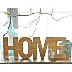 tablica i litera Nice Home