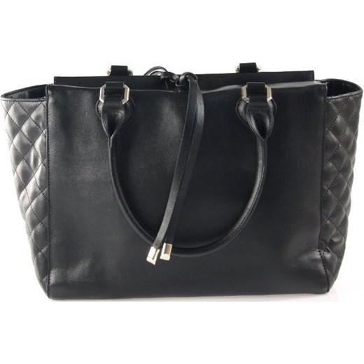 845f65994131c Badura Elegancka czarna torebka szary MILANDI.PL w Domodi