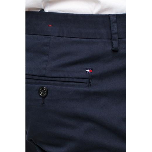 c77ee19cff464 ... Spodnie męskie - Tommy Hilfiger Tailored - Spodnie William Tommy  Hilfiger Tailored 54 okazyjna cena ANSWEAR ...