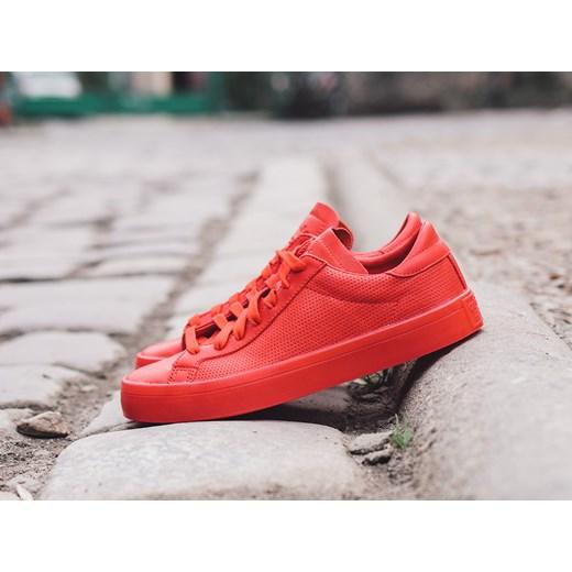 buy popular 36a84 0b290 ... Buty damskie sneakersy adidas Originals Court Vantage adiColor