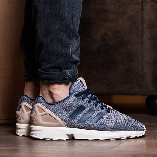 Buty m?skie sneakersy adidas Originals ZX FLUX AQ3097 sneakerstudio.pl